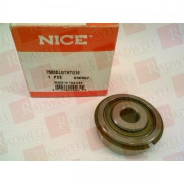 RBC BEARINGS 7508DLGTNTG18 / 7508DLGTNTG18 (NEW IN BOX)