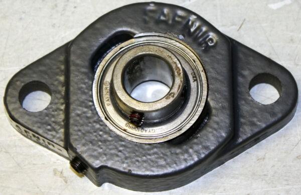 Fafnir SCJT 2 bolt Flange Bearing 5/8
