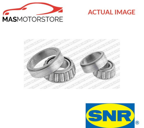 R14189 SNR WHEEL BEARING KIT SET G NEW OE REPLACEMENT