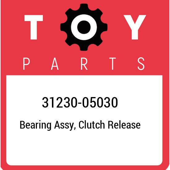 31230-05030 Toyota Bearing assy, clutch release 3123005030, New Genuine OEM Part