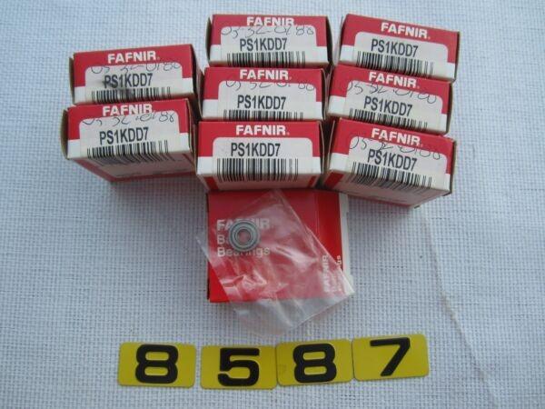 FAFNIR PS1KDD7 BEARING (9 PCS)