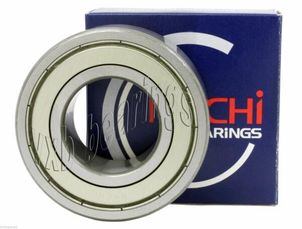 5200ZZ Nachi Double Row Angular Contact 10mm x 30mm x 14.3mm Shielded Japan Ball