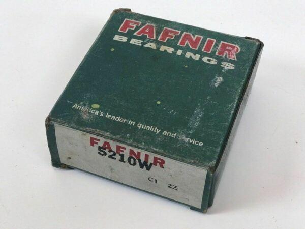 5210-W  FAFNIR Roller Bearing Original Part NOS NEW  5210W