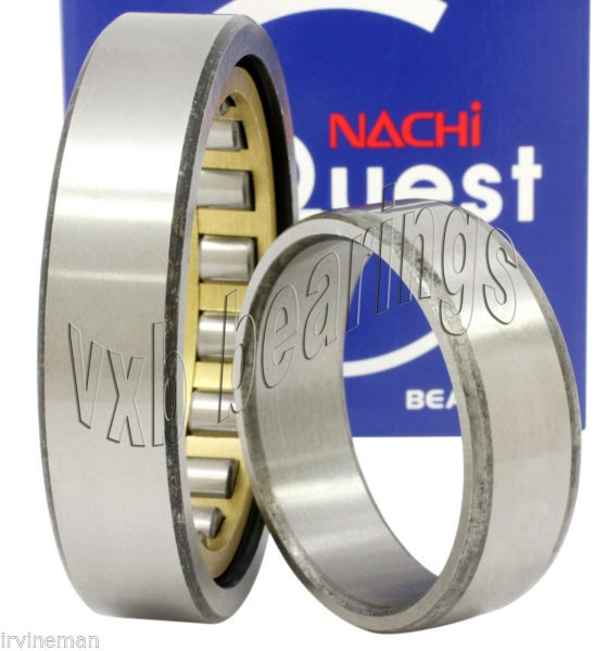 NU310MY Nachi Cylindrical Roller Bearing 50x110x27 Bronze Cage Japan 10475