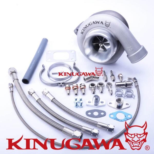 Kinugawa TOYOTA 1JZ-GTE 2JZ-GTE GT3582R Ball Bearing Turbo w/ .57 T3 3