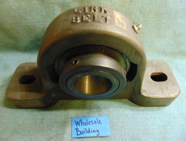 REXNORD LINK BELT PILLOW BLOCK BEARING, P-U331, 1-15/16