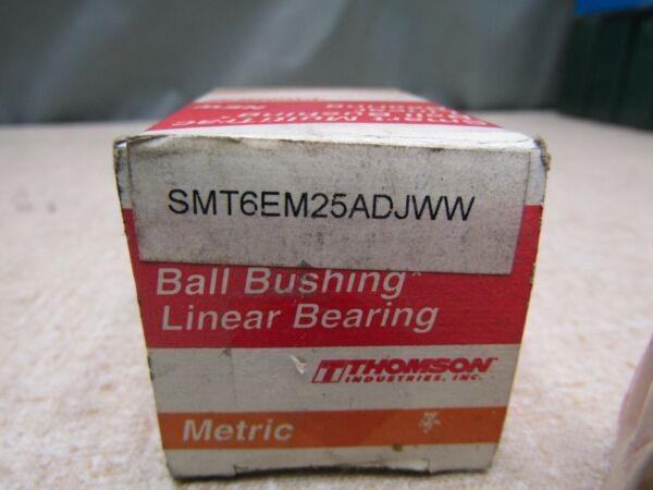 Thomson SMT6EM25-ADJ-WW Linear Bearing