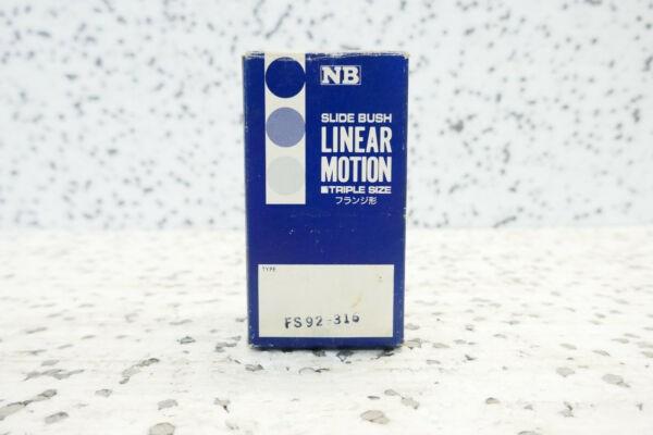 Nippon Bearing FS 92-316 Ball Socket