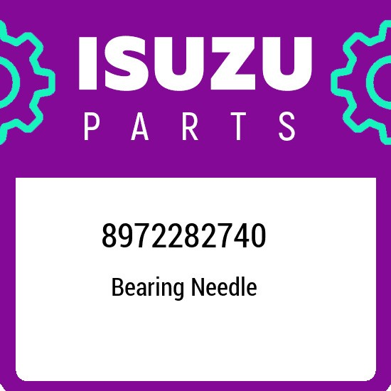 8972282740 Isuzu Bearing needle 8972282740, New Genuine OEM Part