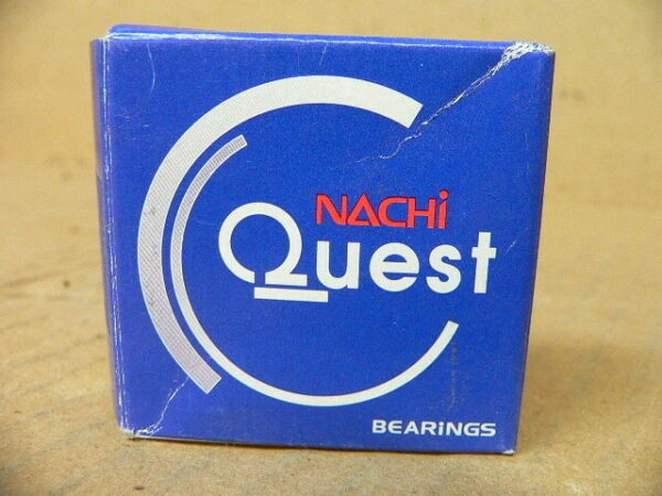 NACHI 696ZZ 600 SERIES SINGLE ROW DEEP GROOVE BALL BEARING