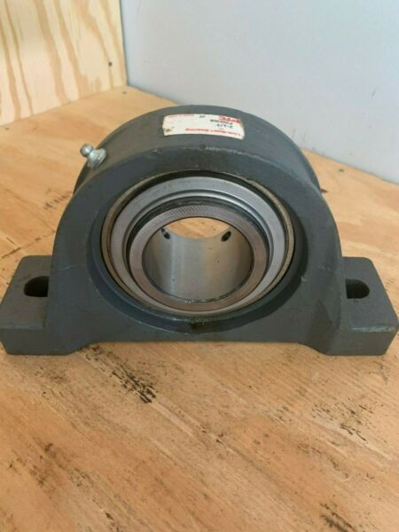 NEW LINK BELT USA P3U236N PILLOW BLOCK BEARING for 2 1/4