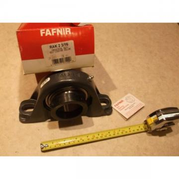 Fafnir Pillow Block Bearing RAK 2 3/16