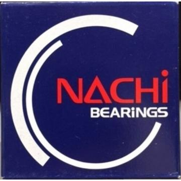 NACHI 6022N SINGLE ROW DEEP GROOVE BALL BEARING