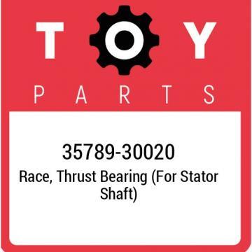 35789-30020 Toyota Race, thrust bearing (for stator shaft) 3578930020, New Genui