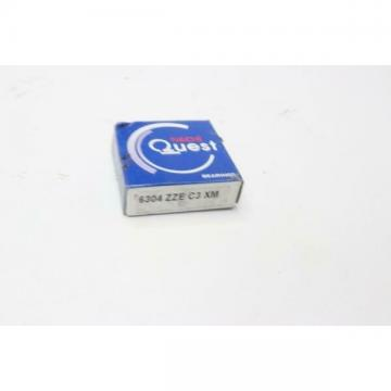 Qty 5 Nachi Bearing Open C3 Japan 20x52x15, 6304