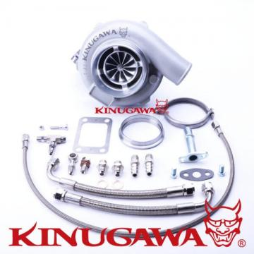 Kinugawa GTX Ball Bearing Turbo For TOYOTA 1JZ 2JZ GTX3071R w/ .73 T3 V-Band