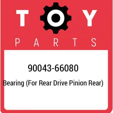90043-66080 Toyota Bearing (for rear drive pinion rear) 9004366080, New Genuine