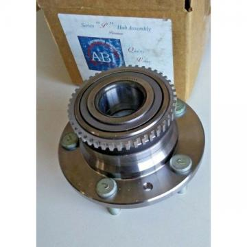 ABI 513131 Wheel Bearing and Hub Assembly Front NSK Japan
