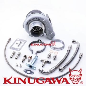 "Kinugawa Ball Bearing Turbocharger 3"" GTX2863R 53.9 mm w/ .57 T3 V-Band External"