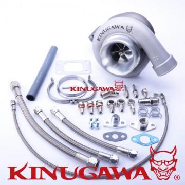 "Kinugawa TOYOTA 1JZ-GTE 2JZ-GTE GT3582R Ball Bearing Turbo w/ .57 T3 3"" V-Band"
