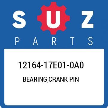 12164-17E01-0A0 Suzuki Bearing,crank pin 1216417E010A0, New Genuine OEM Part