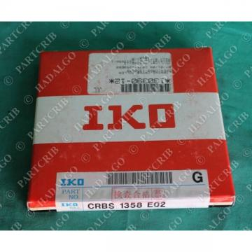 IKO, CRBS 1358 E02, 130390-12, 1358E02 Cross Crossed Roller Bearing Nippon NEW