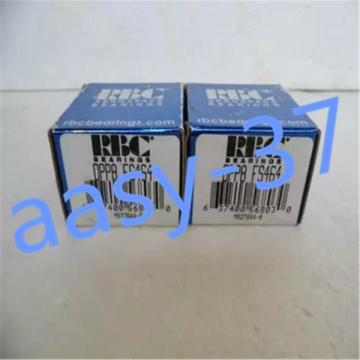 1 PCS NEW IN BOX RBC bearing DPP8 FS464