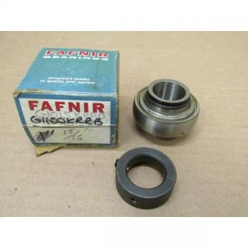 1 NEW FAFNIR G1013KRRB/COL G1013KRRB / COL BEARING WITH COLLAR
