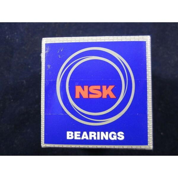 NSK Deep Groove Bearing 6202ZZ #1 image