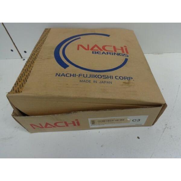 NACHI SPHERICAL ROLLER BEARING 22228EX W33C3 STK16408U #1 image