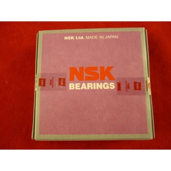 NSK Ball Bearing 6010CM #1 image