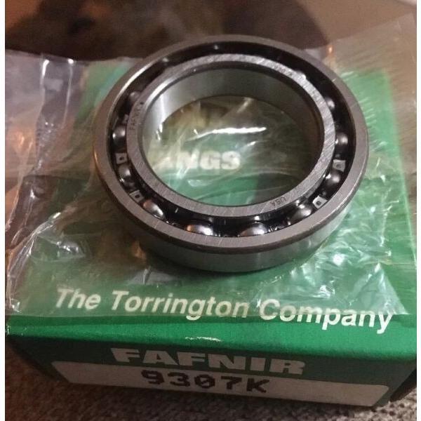 NEW Fafnir 9307K Precision Ball Bearing 55mm x 35mm x 10mm  ir torrington #1 image